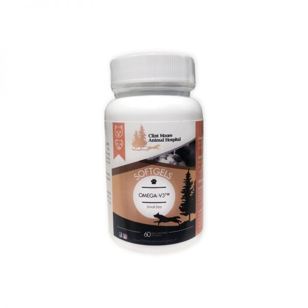 OmegaV3 Softgels Small