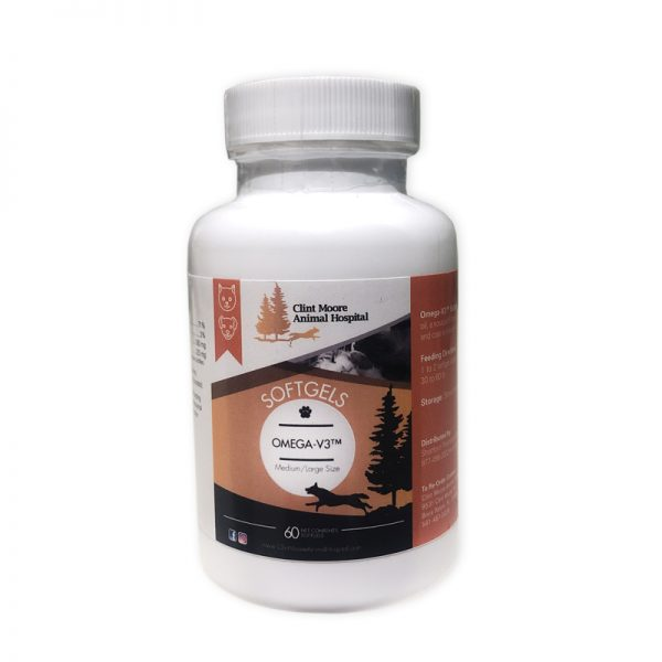 OmegaV3 Softgels Medium